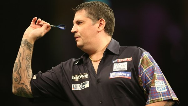 PDC world darts champion Gary Anderson. Pic: PDC