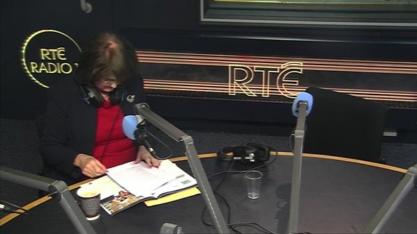 Joan Burton spoke on RTÉ's Morning Ireland programme