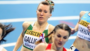 Rose-Anne Galligan: 'I've done every championship there is except the Olympics so touch wood I can stay injury free and get on the plane to Rio.'
