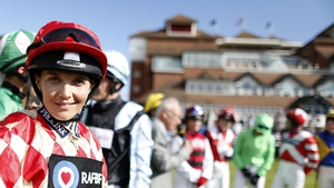 Victoria Pendleton has set her sights on taking part in the Fox Hunters'