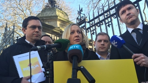 Renua launched its health policy this morning. Pic: Ailbhe Conneely, Twitter