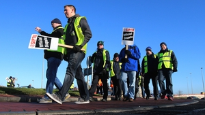 Strike action is planned on eight days in the coming weeks