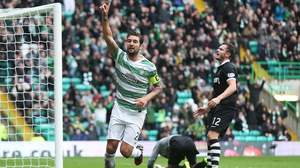 Charlie Mulgrew is out of contract at Celtic this summer