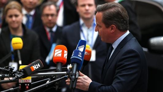Pro-Brexit group dismisses potential EU deal