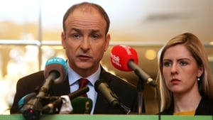 Micheál Martin said a Brexit would amount to an enormous economic dislocation