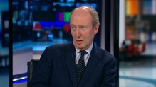 Minister for Transport Shane Ross unhappy Norwegian Airlines still to be granted permission for route