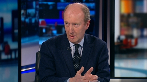 Shane Ross of the Independent Alliance