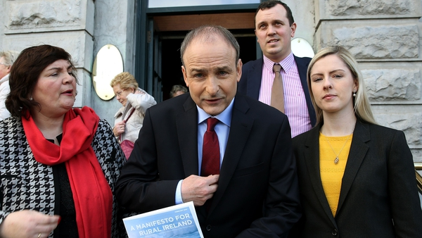 Fianna Fáil is focused on education today