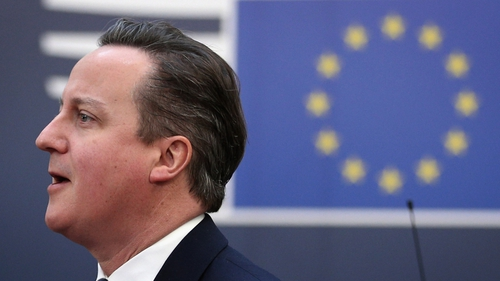 Much of the debate so far has coalesced around David Cameron (pictured) and Boris Johnson