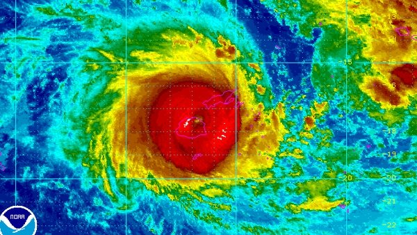 After twice hammering outlying islands in nearby Tonga last week, Cyclone Winston re-intensified and began to track west towards Fiji