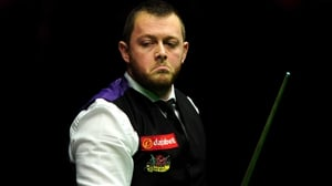 Mark Allen was 2-0 up when he made a crucial foul