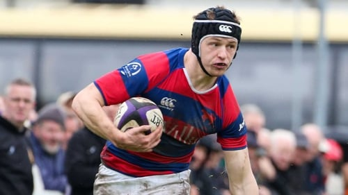 Michael Brown proved the difference for Clontarf