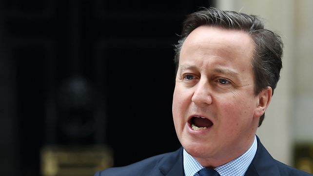 The deal reached yesterday followed weeks of negotiations in which David Cameron tried to win better terms for Britain