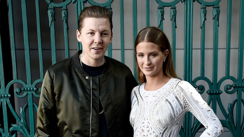 Professor Green and Millie Mackintosh - Married in September 2013