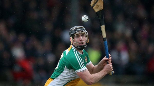 Shane Dooley was the star of the show for Offaly