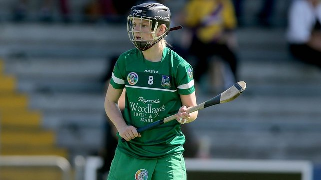 Niamh Mulcahy impressed throughout for Limerick