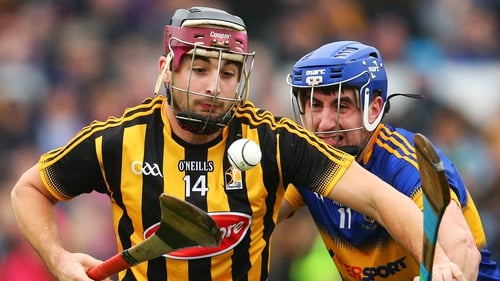 Kevin Kelly got the match-winning goals for Kilkenny in their Division 1A clash with Tipperary