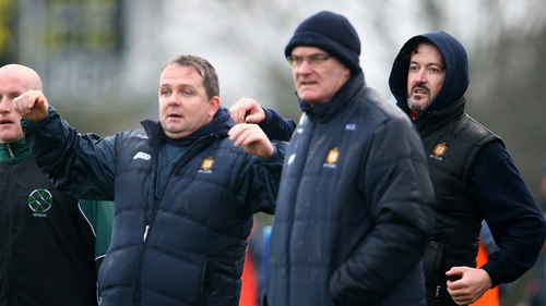 The Clare management team remain on track to achieve promotion from 1B
