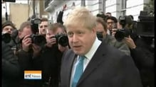 London Mayor Boris Johnson declares for the Out campaign