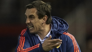 Gary Neville will stay in the TV work instead of a return to coaching