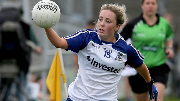 Ciara McAnespie found the net for Monaghan