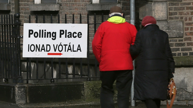 The figures suggest the odds of a deadlocked Dáil are increasing