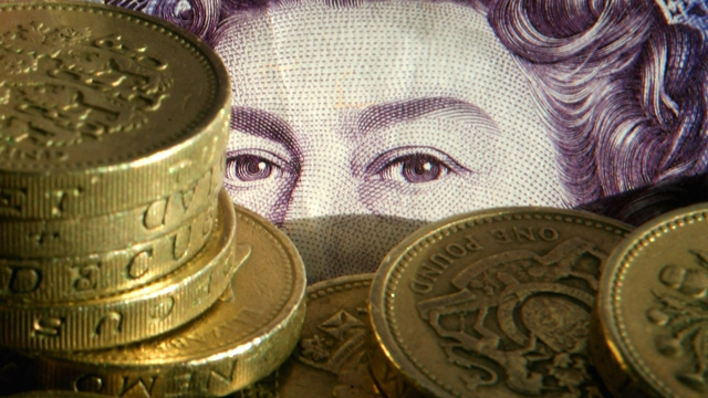 Evidence of weak sterling boost to the UK economy