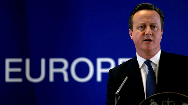 David Cameron will set out his case in the House of Commons today for Britain to remain within the EU
