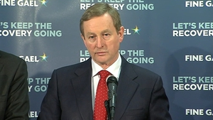 Enda Kenny said, as line manager, he accepted responsibility for the McNulty appointment