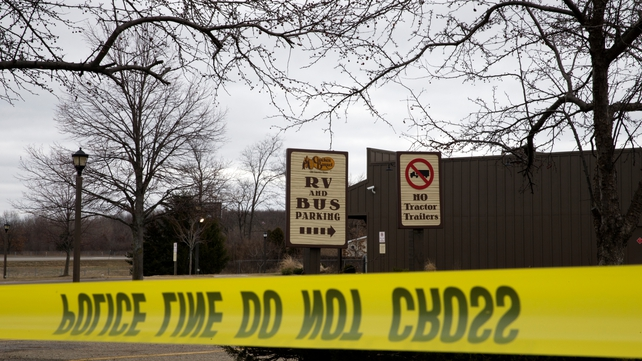 The shootings come days after six people were shot dead in Michigan