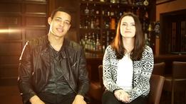 Fair City Extras: Pierce and Rachel Interview