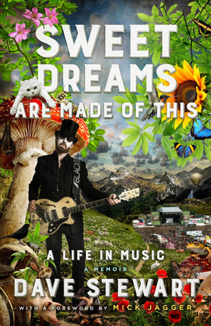 "Review: ""Sweet Dreams Are Made Of This: A Life In Music"", a memoir by Dave Stewart"