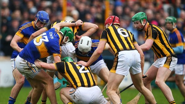 Tipperary once again came up short against their old rivals