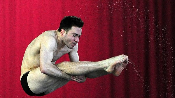 Dingley has his preferred three metre springboard event to come on Thursday