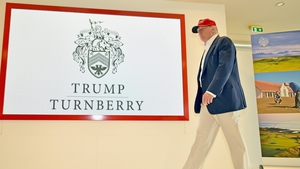 Donald Trump owns the famous Scottish links