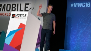 Facebook CEO Mark Zuckerberg spoke for the third year in a row at the Mobile World Congress in Barcelona