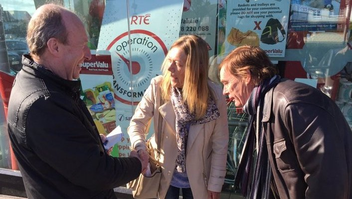 A day on the campaign trail with Independent Alliance