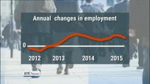Numbers employed highest since 2009