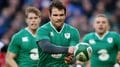 Payne and Henshaw start in the centre for Ireland