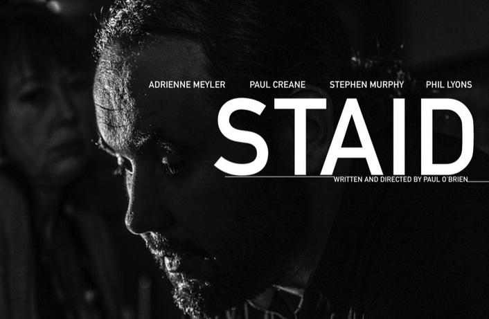 "Paul O'Brien, director of ""Staid"""