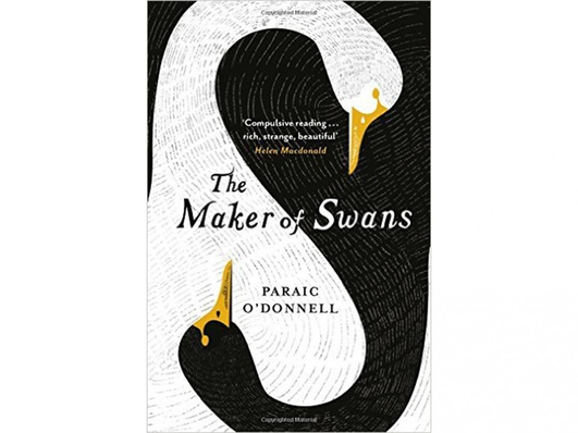 """The Maker of Swans"" by Paraic O'Donnell"