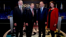 RTÉ Prime Time Leaders' Debate in four-and-a-half minutes