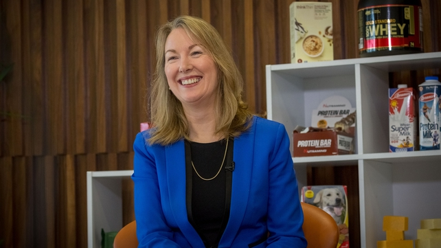 Glanbia's group managing director Siobhán Talbot said today's results demonstrate the company's resilience