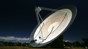 Radio waves has allowed scientists to see beyond dust and stars in the Milky Way