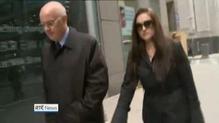 David Drumm dismisses legal team in the United States