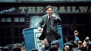 Liam Neeson in Michael Collins, which is due to be released on Blu ray for the first time