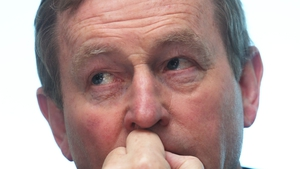Enda Kenny and Fine Gael are exploring options for a stable government