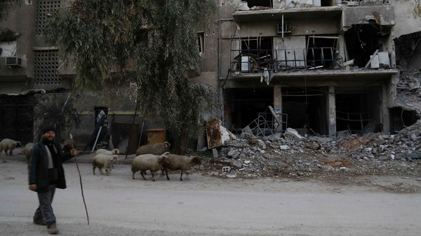 The United States and Russia announced plans for the ceasefire on Monday