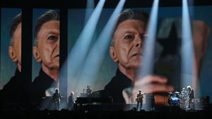 On the double: It was the late, great David Bowie's night at the Brits on Wednesday
