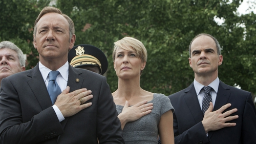 House of Cards executive producer contemplates end of the show